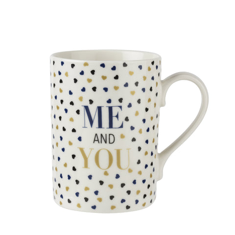 Pimpernel Mug - Me & You
