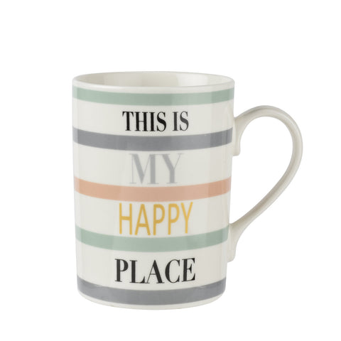 Pimpernel Mug - This is my Happy Place