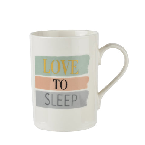 Pimpernel Mug - Love to Sleep