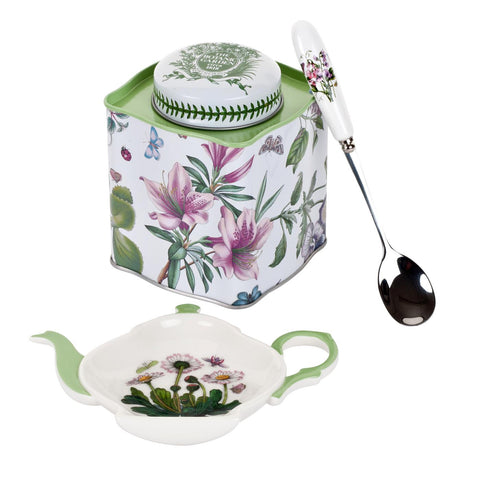 Botanic Garden 3 Piece Tea Set