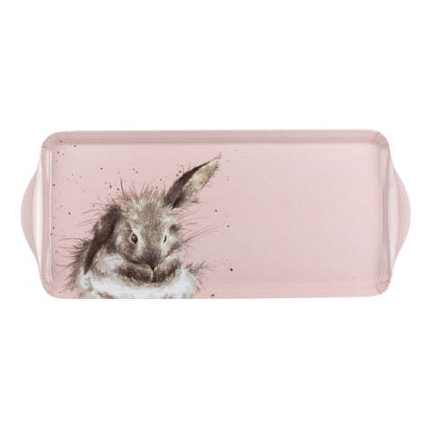 COMING SOON Wrendale Sandwich Tray Rabbit