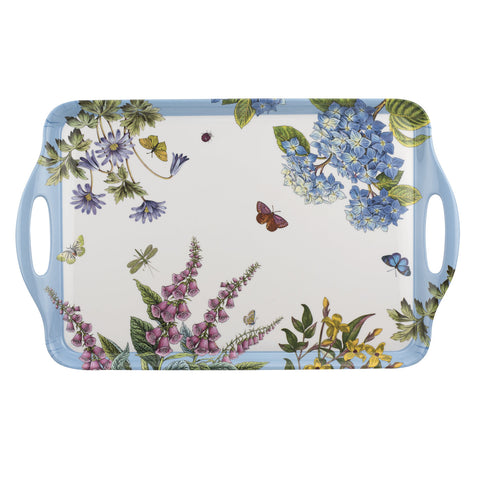 Botanic Garden Terrace Large Handled Serving Tray