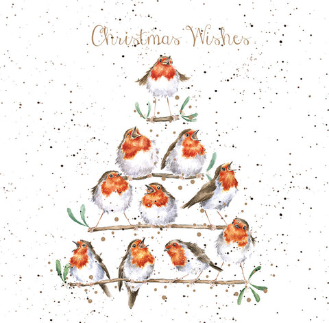 Wrendale Boxed Christmas Cards
