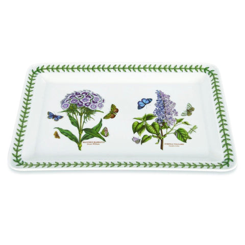 Botanic Garden Large Rectangular Platter / Baking Tray