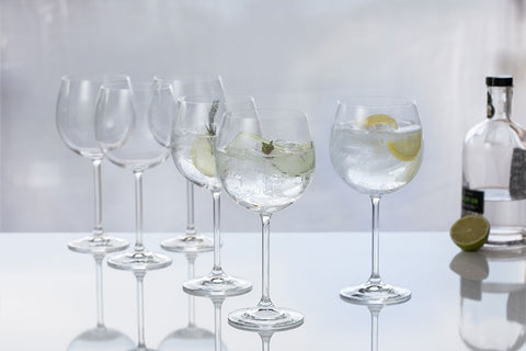 Dartington Crystal Gin Copa Glasses Party Pack Set of 6
