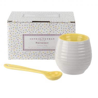Sophie Conran Colour Pop Egg Cup & Spoon