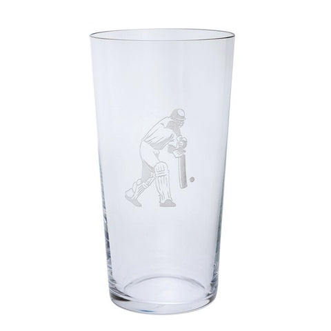 Dartington Just for You - Cricket Pint Glass