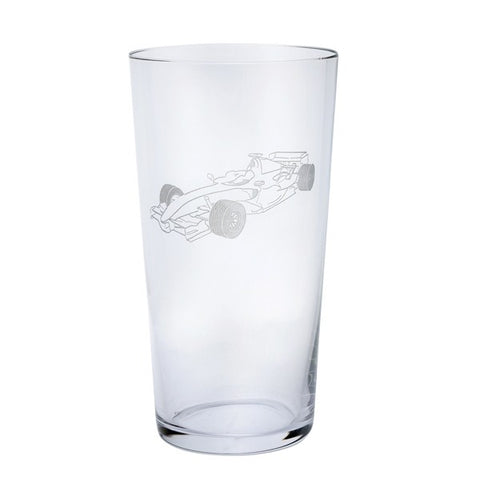 Dartington Just for You - Formula 1 Pint Glass