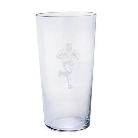 Dartington Just for You - Rugby Pint Glass