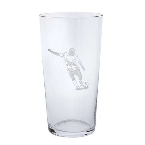 Dartington Just for You - Soccer Pint Glass