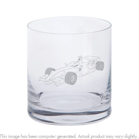 Dartington Just for You - Formula 1 Tumbler
