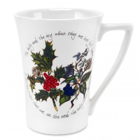 The Holly & the Ivy Mandarin Mug