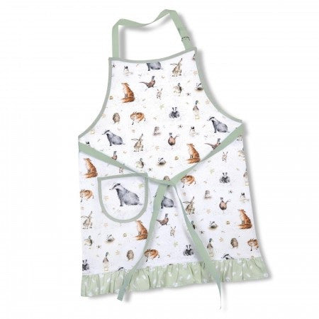 Wrendale Cotton Drill Apron