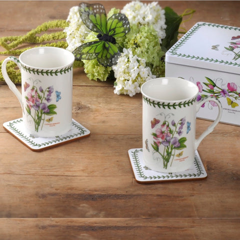 Botanic Garden Sweet Pea 5 Piece Tin Set