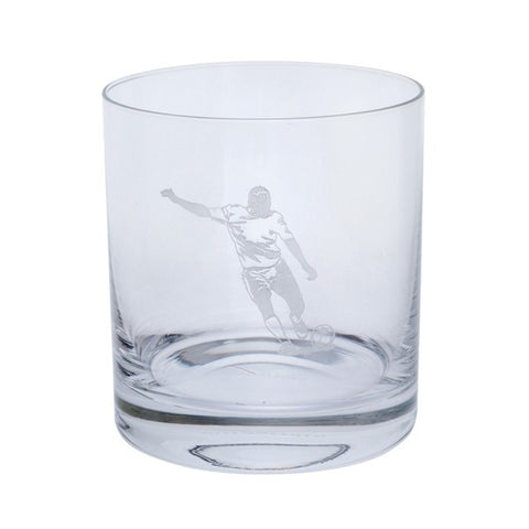 Dartington Just for You - Soccer Tumbler