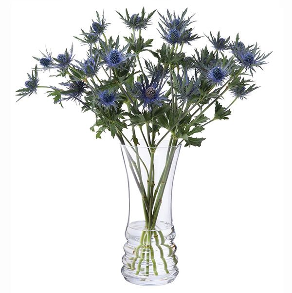 Dartington Crystal Wibble Bunch Vase