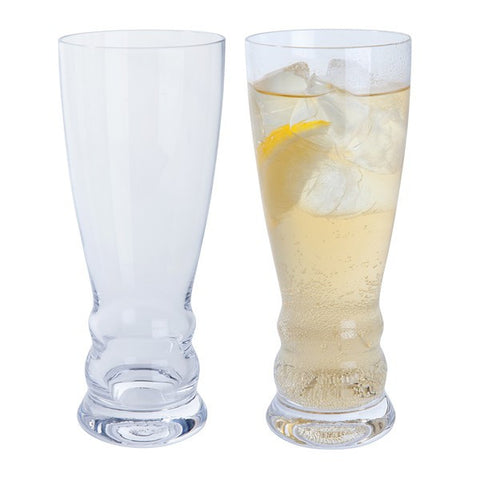 Dartington Crystal Wibble Long Drink Box Set of 2