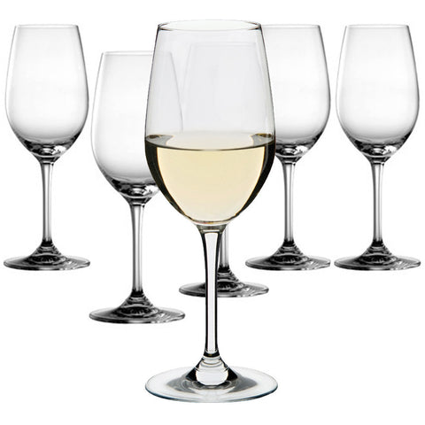 Dartington Crystal Six - White Wine Glass ( Box Set of 6 )