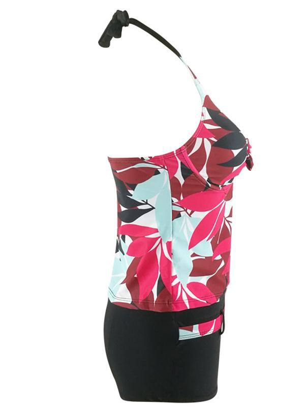 Two Pieces Tankini Set Women Sexy ladies