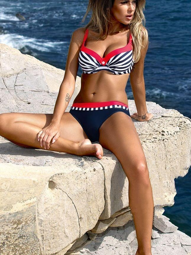 Women Sexy Swimwear Bikini Set
