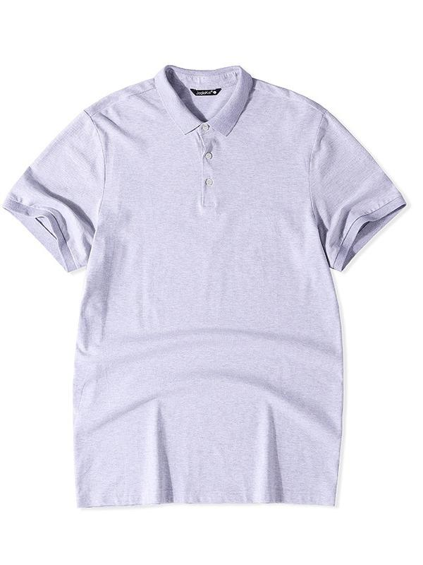 Men's Fashion Short Sleeve Polo Shirts Tops 8 Colors