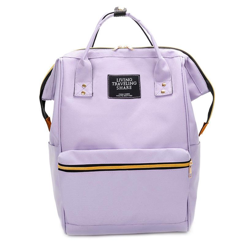 Large Capacity Anello Bag Unisex Casual Street Bag School Backpacks