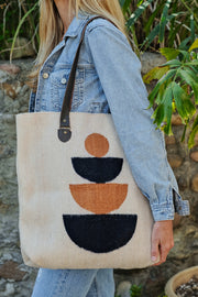 Ascension Tote - White