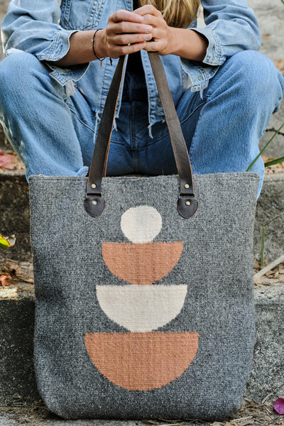 Ascension Tote - Grey