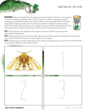 Load image into Gallery viewer, Creepy Crawlies Student Notebook (Hard Copy)