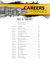 Load image into Gallery viewer, Careers and Trades Teacher's Guide (Hard Copy)