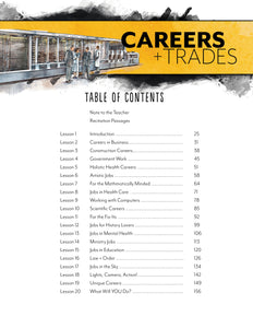Careers and Trades Teacher's Guide (Hard Copy)