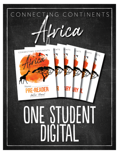 Africa 1 Student Bundle (DIGITAL)