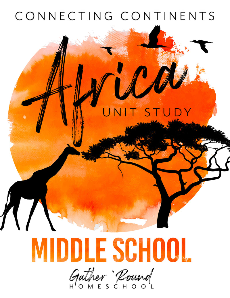 Africa Student Notebooks (HARD COPY)