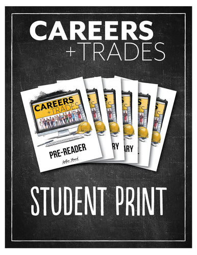 Careers and Trades Student Notebook (Hard Copy)