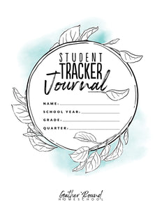 Student Tracker Journal (Digital)