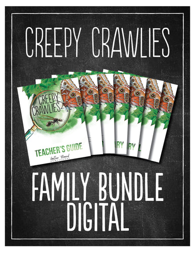 Creepy Crawlies Family Bundle (Digital)