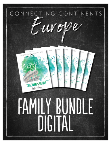 Europe Full Bundle (DIGITAL)