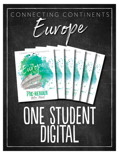 Europe 1 Student Bundle (DIGITAL)