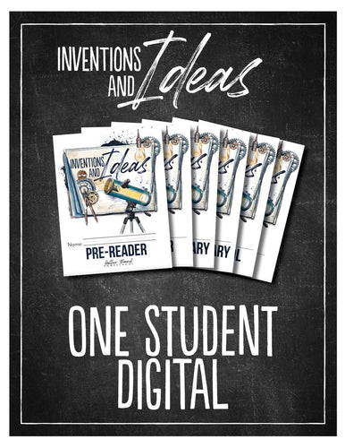 Inventions 1 Student Bundle (Digital)