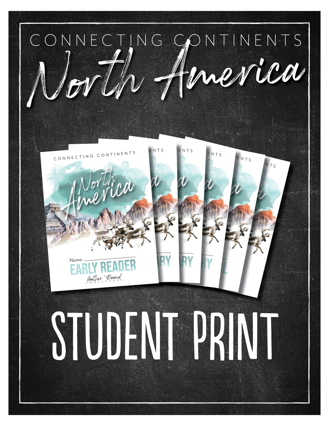 North America Student Notebook (HARD COPY)