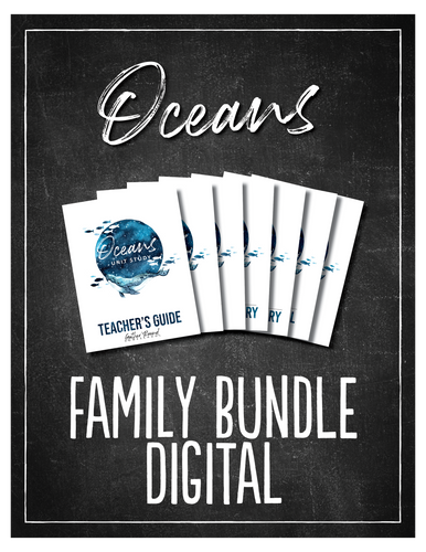 Oceans Family Bundle (DIGITAL)