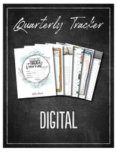 Load image into Gallery viewer, Student Tracker Journal (Digital)