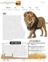 Load image into Gallery viewer, Ready to Read 4: On the Savanna (DIGITAL)
