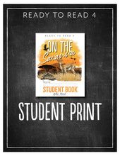 Load image into Gallery viewer, Ready to Read 4: On the Savanna Student Notebooks A+B (HARD COPY)