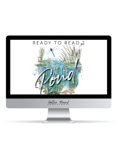 Ready to Read 2: At the Pond Bundle (DIGITAL)