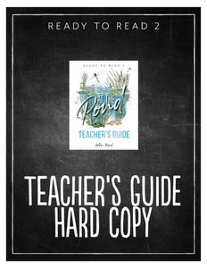 Ready to Read 2: At the Pond Teacher's Guide (HARD COPY)