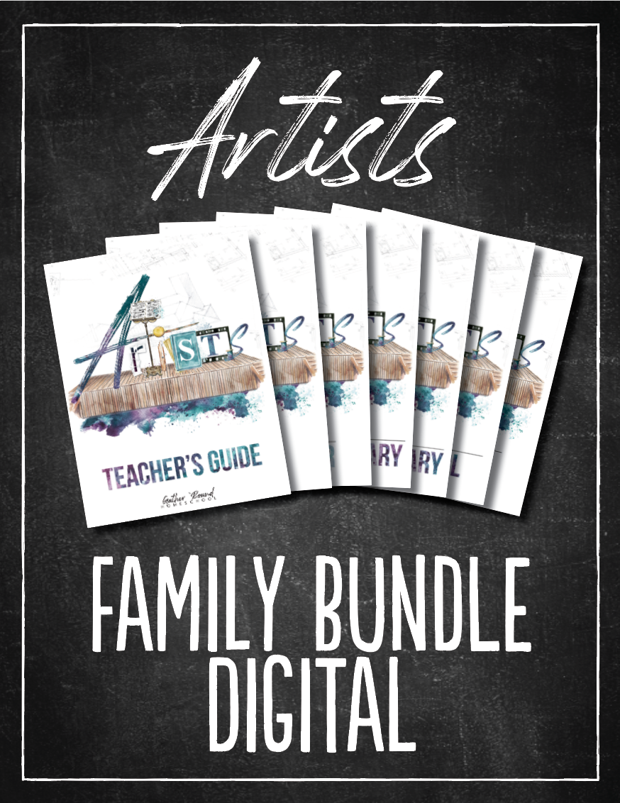 Artists Family Bundle (DIGITAL)