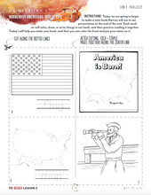 Load image into Gallery viewer, US History 1 Student Notebook (HARD COPY)