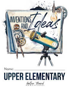 Inventions and Ideas Student Notebook (Hard Copy)