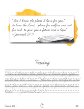 Load image into Gallery viewer, Careers and Trades Cursive Writing Notebook (Digital)